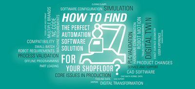 How to find the perfect automation software solution for your shopfloor