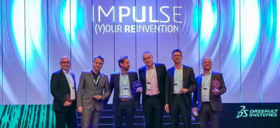 CENIT | KEONYS | Dassault Systemes | Power of one 2019