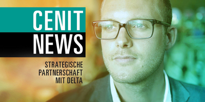 "For both partners, this means collaboration in a pioneering field: CENIT has established  a market position as ""partner for digital transformation"", while DELTA Management Beratung provides solutions associated with the Digital Twin. Both companies ha"
