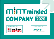 Label MINT minded COMPANY 2020 | CENIT