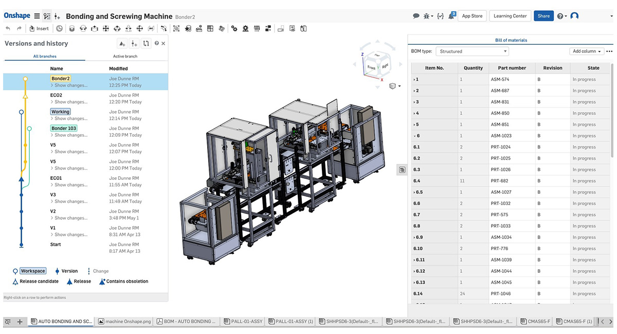 Technology Management Image: SAP® Integration For Onshape Enables End-to-end Product